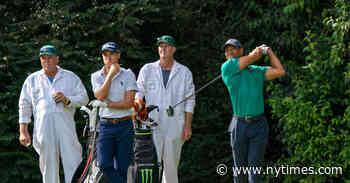 Tiger Woods 'In Decent Spirits,' His Closest Golf Buddies Say