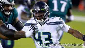 Carlos Dunlap appreciated Seahawks transparency about cutting, re-signing him
