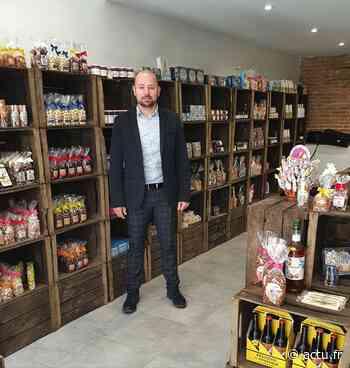 Une boutique d'épicerie fine ouvre dans le centre de Vallet - actu.fr