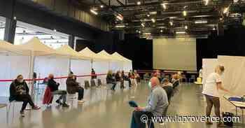 Vitrolles : la salle Guy Obino transformée en centre de vaccination - La Provence