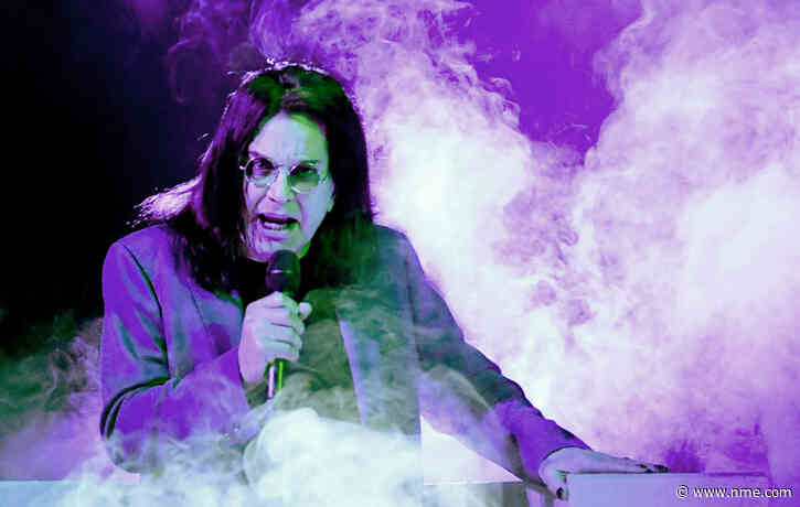 Ozzy Osbourne to be inducted into WWE Wrestling Hall Of Fame