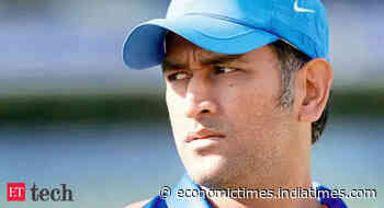 Dhoni becomes shareholder in F&B startup that launches helicopter shot-inspired chocolates - Economic Times
