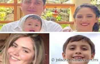 Hay 7 policías de Acatic detenidos por la desaparición de una familia 12:24 05 Abr - Quadratín Jalisco