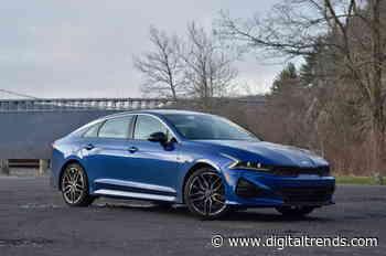 2021 Kia K5 2.5 GT review: A new era