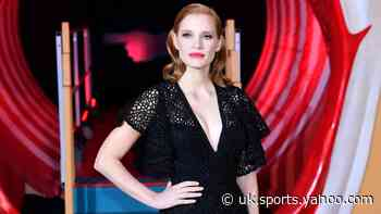 Jessica Chastain says vaccine is part of Covid 'fight back' after receiving jab - Yahoo Eurosport UK