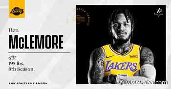 Lakers Sign Ben McLemore