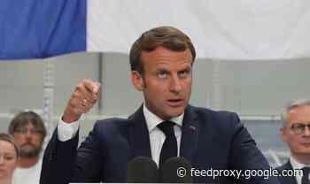 Emmanuel Macron on brink: Defector lifts lid on 'undemocratic' party