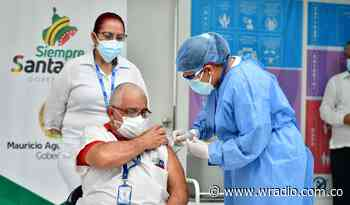 Curití y Galán estarían atrasados en el proceso de vacunación - W Radio