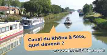 SETE - Concertation sur l'avenir du canal du Rhône : restitution des travaux - Hérault Tribune - Hérault-Tribune