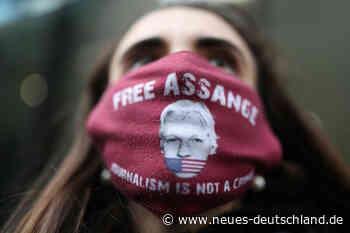 Das Endlosverfahren gegen Assange - nd - Journalismus von links