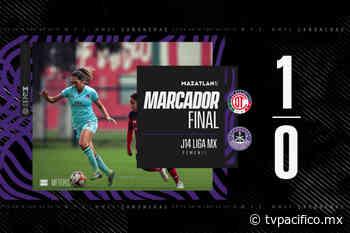 Toluca vence por la minima a las cañoneras de Mazatlan FC | Deportes | Noticias | TVP - TV Pacífico (TVP)