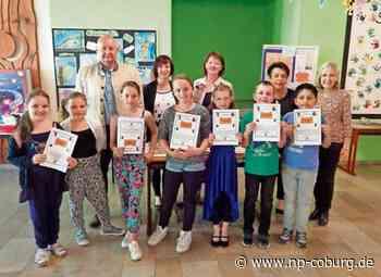Tettau: Lesen bildet - und macht Laune - Neue Presse Coburg