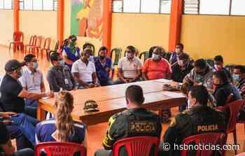 Promueven mesa de diálogo entre Gobierno y Resguardo Indígena de Mallama - HSB Noticias