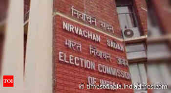 Axe on officials after EVMs found in TMC leader's home