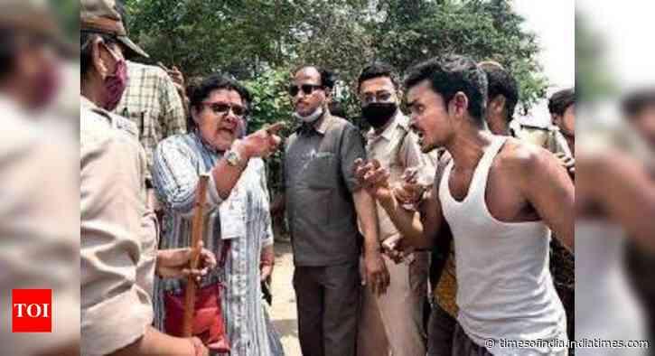 Multiple attacks on TMC Arambag candidate