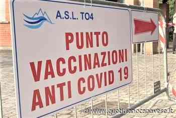 CIRIE' - «Così la vaccinazione è un incubo: lunga attesa e tanti saluti al divieto di assembramento» - QC QuotidianoCanavese