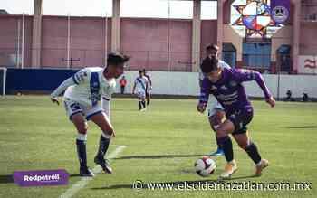 Mazatlán Sub 20 sufre dolorosa derrota en la Angelópolis - El Sol de Mazatlán