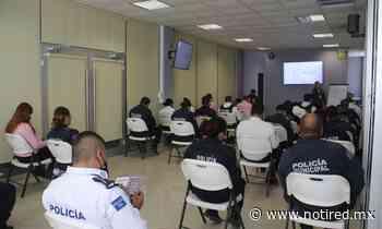 Capacita la FEDENL a policías de General Escobedo sobre Ley General de delitos electorales - Notired Nuevo Leon