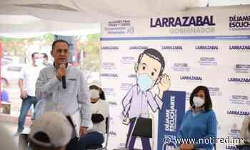 Se compromete fernando Larrazábal a rescatar General Escobedo del abandono - Notired Nuevo Leon