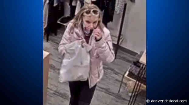 Vail Police Ask For Help Identifying Shoplifting Suspect
