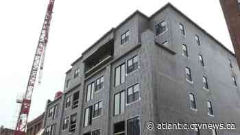 Plenty of construction in Saint John city core - CTV News Atlantic