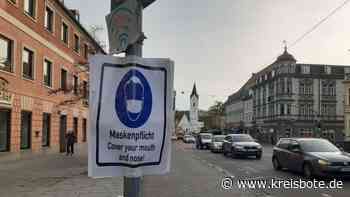 Landratsamt weitet Maskenfplicht ab Karfreitag aus: nun auch in Germering, Maisach und Gernlinden - Kreisbote
