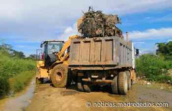Municipalidad de Tambopata alquila cuatro camiones para el recojo de basura - Radio Madre de Dios