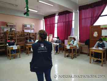 ODPE Tambopata ejecuta segunda jornada de capacitación para miembros de mesa - Radio Madre de Dios