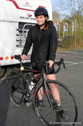"""Jasmiene Van Ossel: """"Ik probeer graag nieuwe disciplines uit"""""""