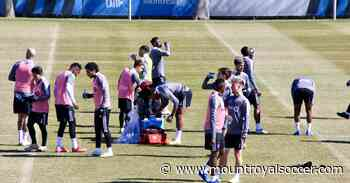 CF Montreal Hold Last Pre-season Session in Montreal... - Mount Royal Soccer
