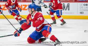 Montreal Canadiens recall Otto Leskinen to taxi squad - Habs Eyes on the Prize