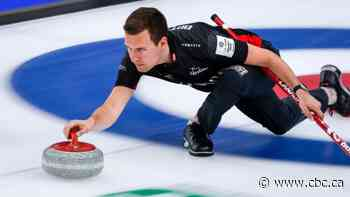 Canada's Bottcher beats Italy, China at men's curling worlds