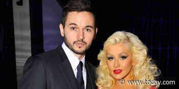 Watch Christina Aguilera's 'Schitt's Creek'-inspired video for fiancé's birthday