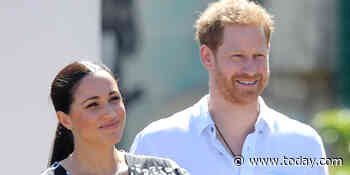 Harry and Meghan announce 1st project with Netflix