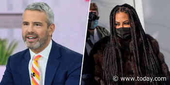 Andy Cohen breaks silence on arrest of 'Real Housewives' star Jen Shah