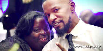 Jamie Foxx remembers late sister who had Down syndrome: 'Such a light'