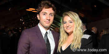 Meghan Trainor's giggling baby boy is the spitting image of dad Daryl Sabara