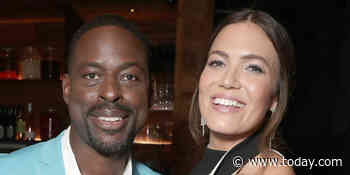 Mandy Moore sends love to 'This Is Us' co-star Sterling K. Brown on 45th birthday