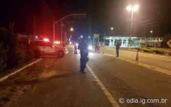Barreiras nas entradas de Nova Friburgo impediram a entrada de 1,6 mil veículos - Jornal O Dia