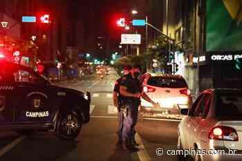 Ações do toque de recolher e barreiras sanitárias abordam mais de 2,5 mil veículos no feriado de Páscoa em Campinas - Campinas.com.br
