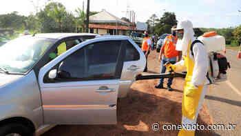 Prefeitura de Araguaína implanta barreiras sanitárias nas estradas - Conexão Tocantins