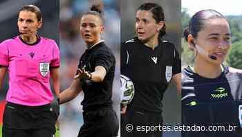 Pioneiras fazem arbitragem feminina romper barreiras no Mundial, Eliminatórias e Campeonato Inglês - Esportes Estadão