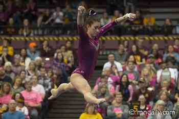 Gophers women's gymnastics shines in Athens, advances to NCAA National Championship - Minnesota Daily