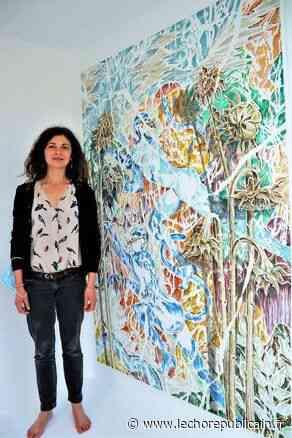 L'artiste originaire de Strasbourg revient d'une résidence en Allemagne - Echo Républicain