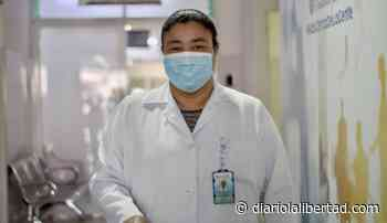 Comunidad de Baranoa indignada porque la médica no fue priorizada para la vacunación - Diario La Libertad