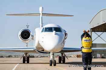 Israeli Air Force receives new Oron intelligence spy plane - defence-blog.com