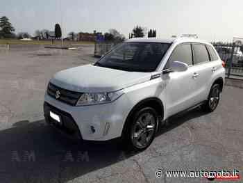 Vendo Suzuki Vitara 1.6 DDiS V-Cool usata a Spilimbergo, Pordenone (codice 8883823) - Automoto.it