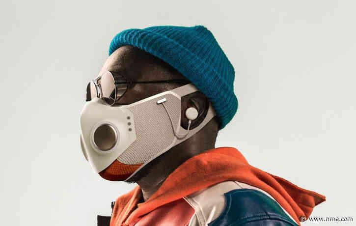 will.i.am announces high-tech Bluetooth face mask