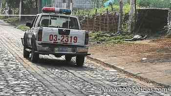 Encuentran cadáver de un hombre en Moncagua, San Miguel - Solo Noticias