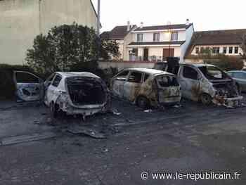 Essonne : des voitures brûlées à Saclay - Le Républicain de l'Essonne